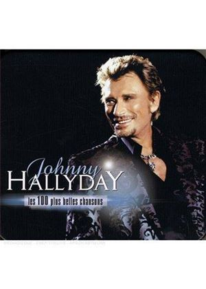 Johnny Hallyday - 100 Plus Belles Chansons (Music CD)