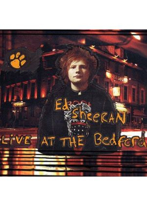 Ed Sheeran - Live at the Bedford (Live Recording) (Music CD)