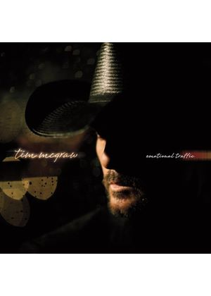 Tim McGraw - Emotional Traffic (Music CD)