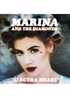 Marina and the Diamonds - Electra Heart (Music CD)