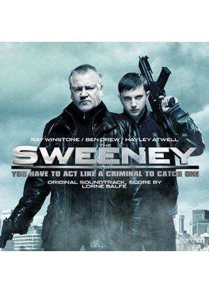Soundtrack - Sweeney [2012] [Original Motion Picture Soundrack] (Original Soundtrack) (Music CD)