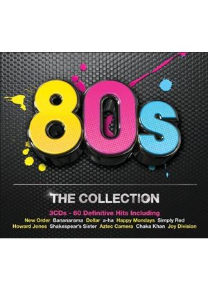 Various Artists - 80s (The Collection) (Music CD)