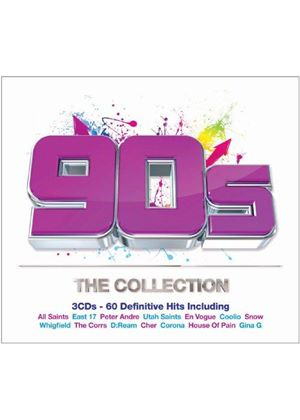 Various Artists - 90s (The Collection) (Music CD)