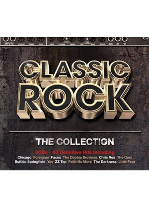 Various Artists - Classic Rock (The Collection) (Music CD)