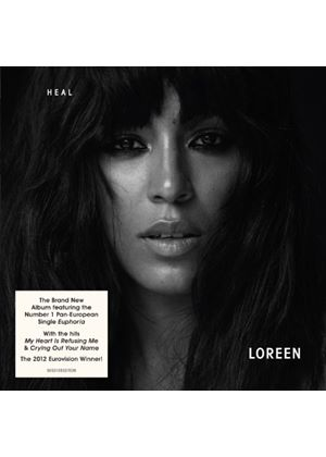 Loreen - Heal (Music CD)