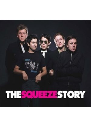 Squeeze - Squeeze Story, The (Music CD)