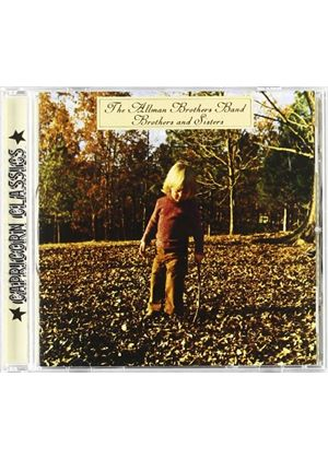 The Allman Brothers Band - Brothers And Sisters (Music CD)