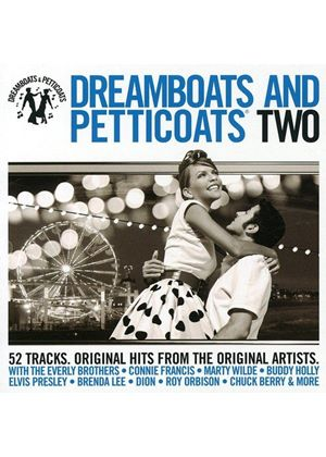 Various Artists - Dreamboats & Petticoats 2 (2 CD) (Music CD)