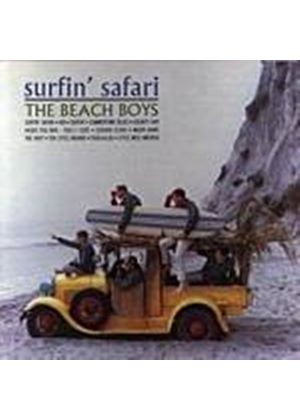 The Beach Boys - Surfin Safari/Surfin U.S.A. (Music CD)