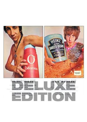 The Who - Who Sell Out, The (Deluxe Edition) (Music CD)
