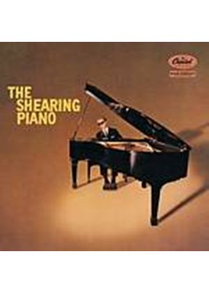 George Shearing - Shearing Piano (Music CD)