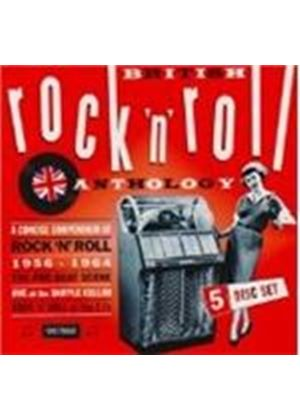 Various Artists - British Rock 'n' Roll Anthology (1956-1964) (Music CD)