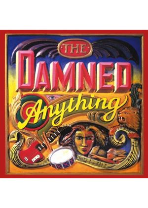 The Damned - Anything (Remastered & Expanded) (Music CD)