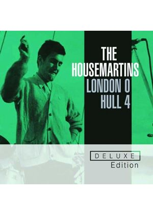 Housemartins - London 0 Hull 4 (Deluxe Edition) (Music CD)