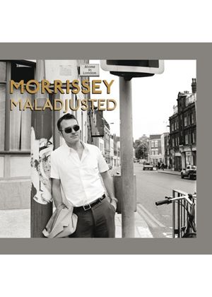 Morrissey - Maladjusted (Music CD)