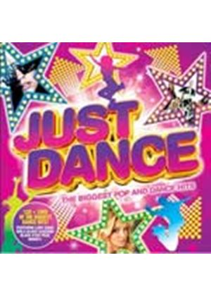 Various Artists - Just Dance [CD+DVD]