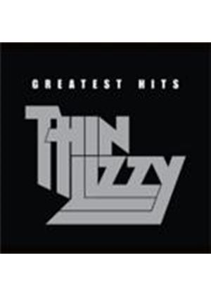 Thin Lizzy - Greatest Hits (Sound & Vision) (Music CD)