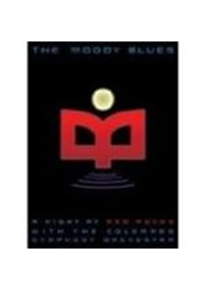 Moody Blues (The) - Night At Red Rocks With The Colorado Symphony Orchestra, A (Music CD)