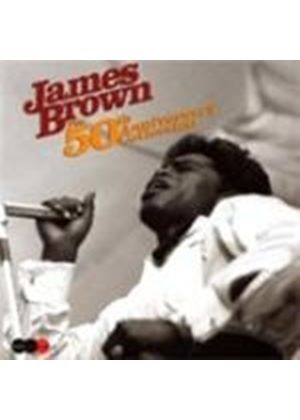 James Brown - 50th Anniversary (+DVD)