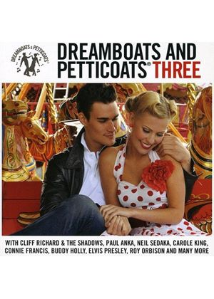 Various Artists - Dreamboats And Petticoats Vol.3 (Music CD)