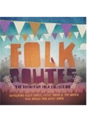 Various Artists - Folk Routes (Music CD)