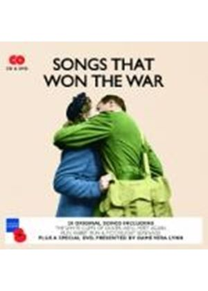 Various Artists - Songs That Won The War (Music CD)
