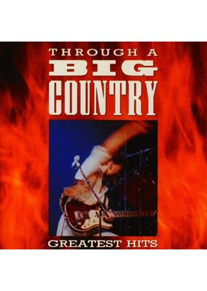 Big Country - Through A Big Country (Music CD)
