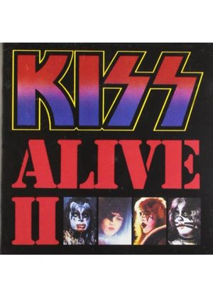 Kiss - Alive II (Music CD)