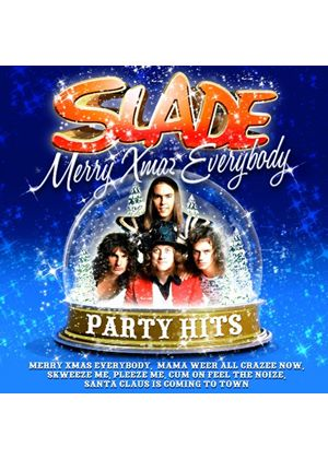Slade - Merry Xmas Everybody: Party Hits (Music CD)