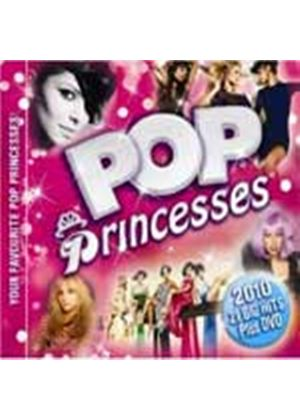 Various Artists - Pop Princesses 2010 (2 CD) (Music CD)