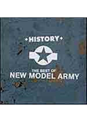 New Model Army - History - Best Of (Music CD)