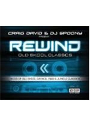 Various Artists - Rewind Old School Classics (Music CD)