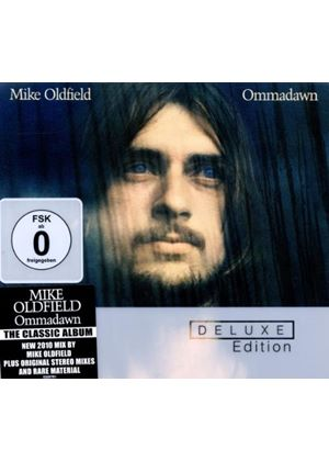 Mike Oldfield - Ommadawn (Deluxe Edition/+DVD)