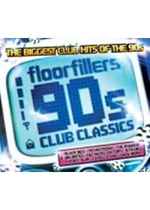 Various Artists - Floorfillers 90s Club Classics (Music CD)