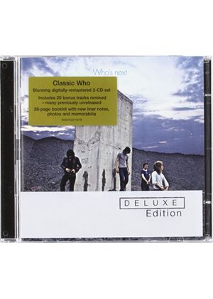The Who - Who's Next (Deluxe Edition) (Music CD)