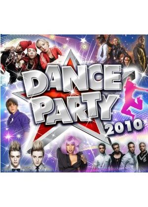 Various Artists - Dance Party 2010 (Music CD)