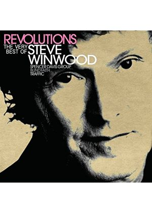 Steve Winwood - Revolutions: The Very Best Of Steve Winwood (Standard Edition) (Music CD)