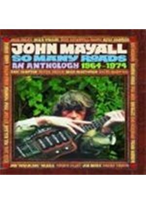 John Mayall & The Bluesbreakers - So Many Roads (Music CD)