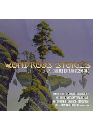 Various Artists - Wondrous Stories (Music CD)