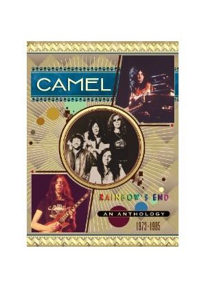 Camel - Rainbow's End (A Camel Anthology 1973-1985) (Music CD)