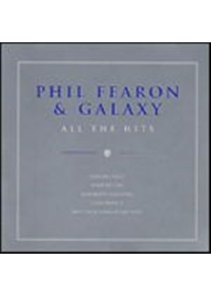 Phil Fearon And Galaxy - Dancing Tight - The Best Of (Music CD)