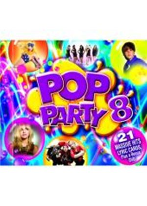 Various Artists - Pop Party 8 (Music CD)