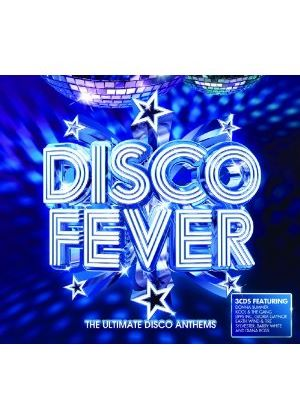 Various Artists - Disco Fever (3 CD) (Music CD)