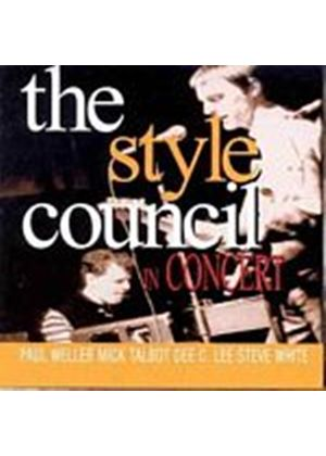 The Style Council - In Concert (Music CD)
