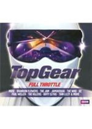 Various Artists - Top Gear - Full Throttle [Digipak] (Music CD)