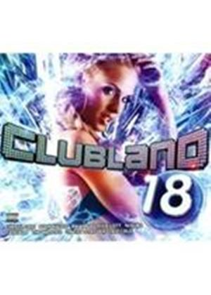 Various Artists - Clubland Vol.18 (Music CD)