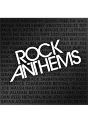 Various Artists - Rock Anthems 2011 (3 CD) (Music CD)