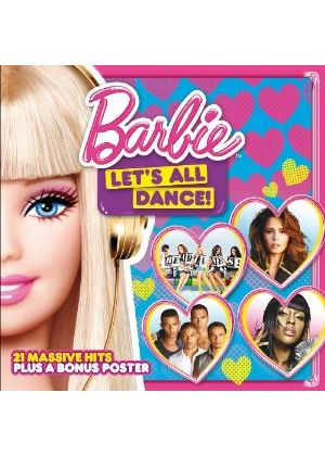 Various Artists - Barbie: Let's All Dance (Music CD)