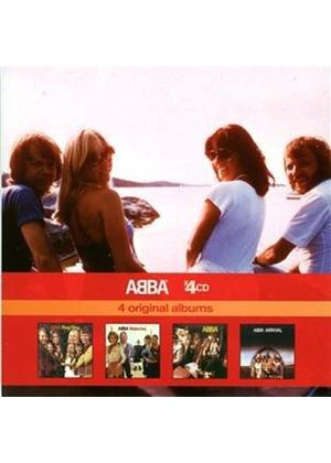 Abba - Abba X 4 (Waterloo/Abba/Arrival/Ring Ring) (Music CD)