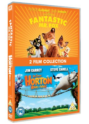 Fantastic Mr Fox / Horton Hears a Who! (Double Pack)